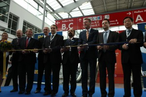 Делегация Минэнерго РФ на INTERSOLAR EUROPE 2012
