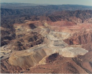шахты Freeport McMoRan