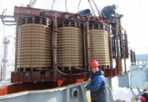«Белебеевские электрические сети» приступили к ремонту трансформатора на ПС «Уязы-Башево» 110/35/10 кВ
