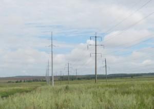 Свердловэнерго модернизировало воздушную ЛЭП «Асбест — Знаменская — 238 км — Сухой Лог» 110 кВ