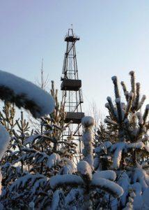 «Росгеология» изучает разрез Северо-Новоборской параметрической скважины