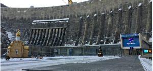 Новыми гидроагрегатами Саяно-Шушенской ГЭС выработано более 100 млрд КВт/ч электроэнергии
