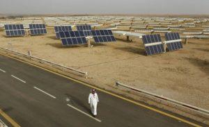 Эр-Рияд разрабатывает проекты по альтернативной энергетике