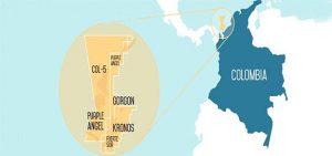 На шельфе Колумбии обнаружено крупное газовое месторождение