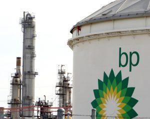 За первый квартал BP получила почти $1,5 млрд чистой прибыли