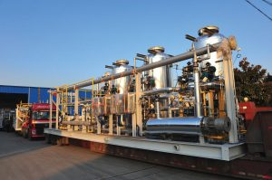 Ираном буду проведены тендеры на разработку мини-заводов по производству СПГ