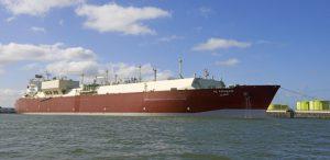 Катаром доставлен СПГ одним танкером-газовозом сразу нескольким покупателям в разных портах