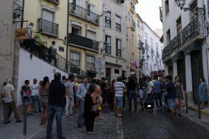 В Лиссабоне в жилом доме прогремел взрыв, 5 людей пострадало