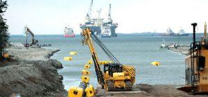 «Газпромом» уложено свыше 170 км МГП «Турецкий поток» по дну Черного моря