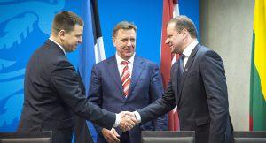 Литва умерила амбиции по СПГ-терминалу ради финансирования ЕС