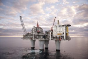 Norway's oil fund reaches $1 trillion as value of North Sea oil rises