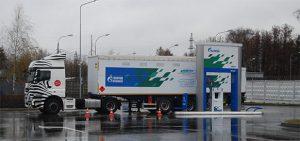 Крупнейшую в Европе АГНКС открыли в столице