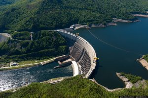 На Саяно-Шушенской ГЭС полностью завершено комплексное восстановление