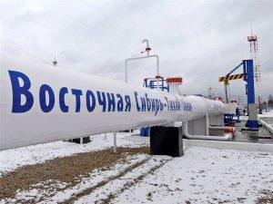Пропускную способность нефтепровода ВСТО-2 нарастят до 38 млн тонн