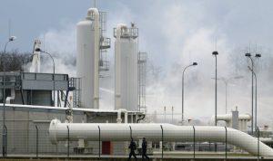 Транзит газа на терминале Баумгартен в Австрии восстановлен