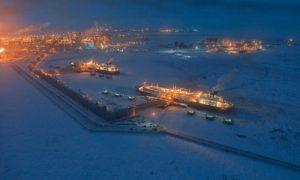 Покупателем второй партии Ямальского СПГ стала китайская CNPC