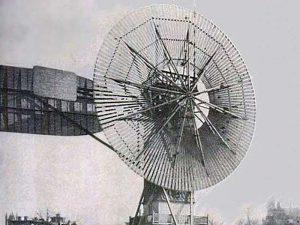 Энергия ветра на службе человека