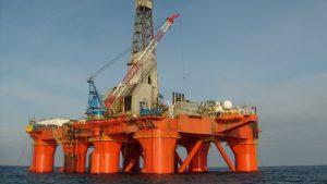 В Северном море найдены два месторождения нефти