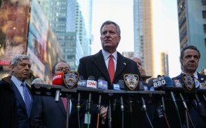 Нью-Йорк подал в суд на 5 крупнейших нефтяных корпораций из-за изменения климата