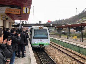 В Испании запустили первый в Европе пассажирский поезд на сжиженном природном газе