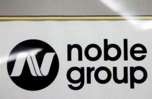 Сырьевой трейдер «Noble Group» приостановил торги на сингапурской бирже