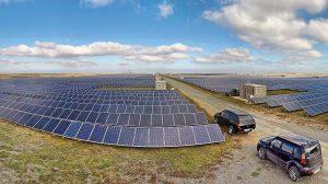 В Волгограде запустят первую солнечную электростанцию