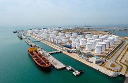 Сангачальский терминал почти готов к подаче газа в ЮГК с месторождения Шах-Дениз-2