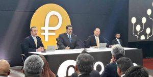 Вчера запустили в оборот petro, а Николас Мадуро потребовал продавать часть венесуэльской нефти за криптовалюту