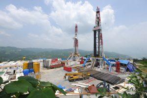 На первом в КНР месторождении сланцевого газа построили новые производственные мощности