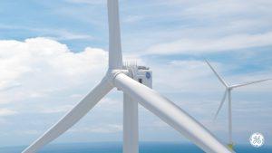 «General Electric» разработан самый мощный в мире ветрогенератор