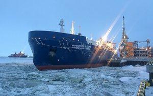 Закон о перевозке СПГ по СМП под флагом России не повредит проектам компании «Новатэк»