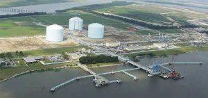 С нового СПГ-терминала «Cove Point» в США начали поставки по долгосрочным контрактам