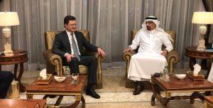 Александр Новак и Халид Аль-Фалих обсудили сделку OPEC+