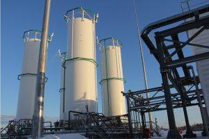 Производство сжиженного газа стоимостью 5,5 млрд руб могут построить в Воронежской области