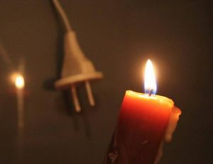 Из-за аварии около 286,5 тыс бытовых потребителей в Чечне остались без света