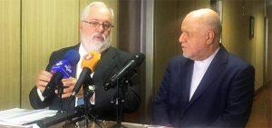 ЕС и Иран договорились о создании рабочей группы по вопросам нефтяной торговли