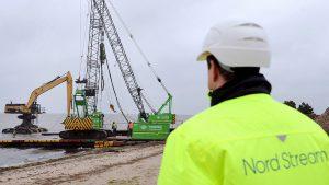 «Nord Stream 2» начала подготовку к строительству морского участка «Северного потока-2» в ФРГ