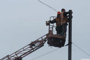 Около 6 тыс домов и 13 соцобъектов остались без электроэнергии в Пензенской области