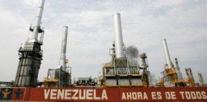 «Conoco» собирается взять под временный контроль запасы нефти PDVSA на Кюрасао