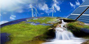 В КНР построят крупнейший в мире комплекс по производству альтернативной энергии