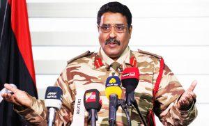 Ливийской армией освобождены нефтяные порты страны от боевиков