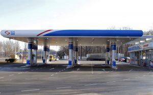 Цена на бензин в Республике Сербия превысила 100 рублей