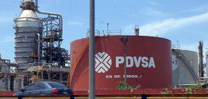 PDVSA впервые начнет переработку зарубежной нефти на НПЗ в Венесуэле