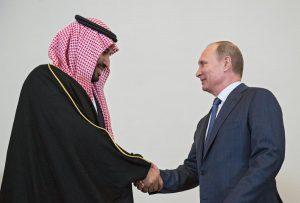 Владимир Путин и наследный принц Саудовской Аравии обсудят сделку с OPEC