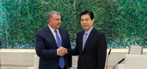 Сотрудничество российских и китайских компаний носит стратегический характер