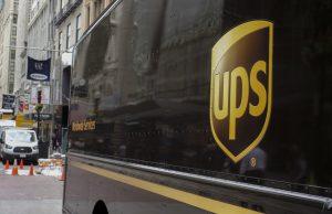 UPS вложит $130 млн в автомобили на газе и газовые заправки