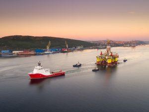 «Газпром геологоразведка» начала мобилизацию буровых в Карское море