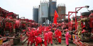 Запасы сланцевого газа в КНР превысили 1 трлн м³