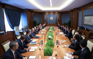 «Газпром» и «Petrovietnam» обсуждают совместное строительство комплекса по производству СПГ