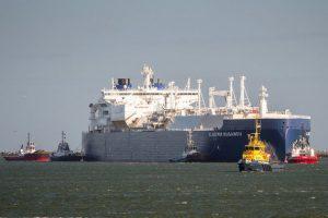Танкеры с продукцией «Ямал СПГ» прибыли в порт Цзянсу Жудун в Китае